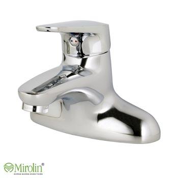 Vòi rửa lavabo Hàn Quốc Mirolin MK-502