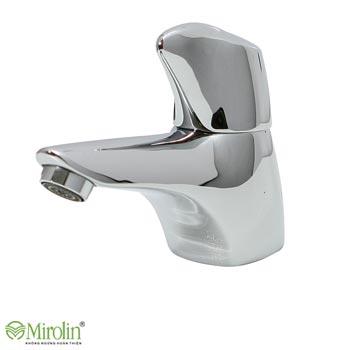 Vòi rửa lavabo 1 đường lạnh Hàn Quốc Mirolin MK-106