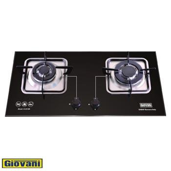 Bếp ga âm kính Giovani G-201SB