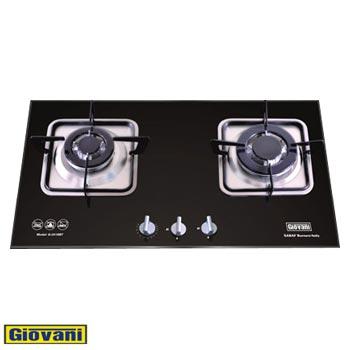 Bếp ga âm kính Giovani G-201SBT