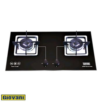Bếp ga âm kính Giovani G-219SB