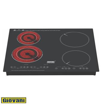 Bếp hỗ hợp điện từ Giovani G-422ET