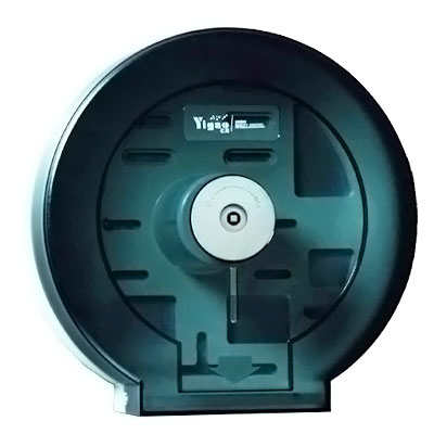 Hộp đựng giấy vệ sinh cuộn lớn B618 (Nhựa trong)