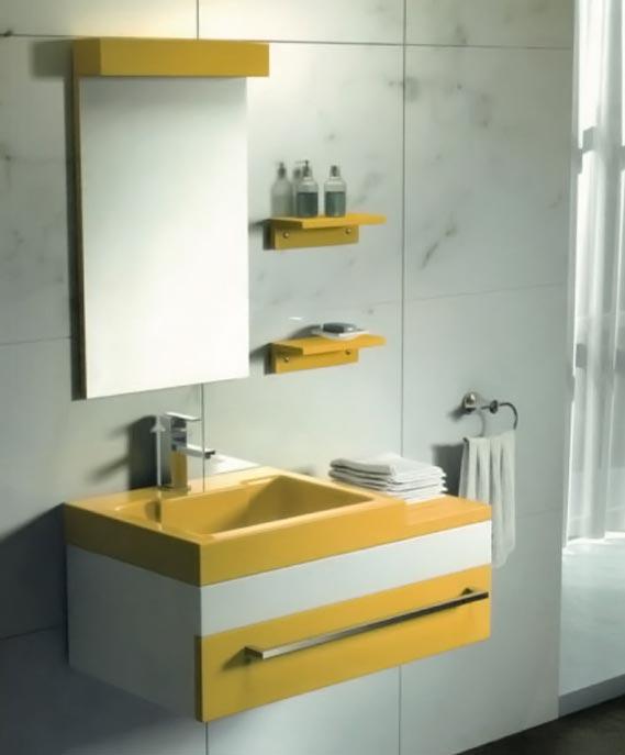 Bộ tủ chậu Acrylic Govern YKL-H111 1