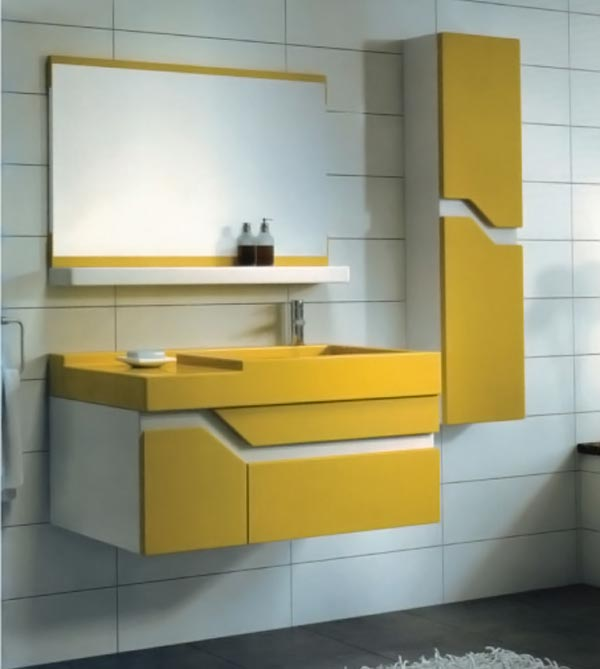 Bộ tủ chậu Acrylic Govern YKL-H92