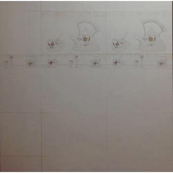 Gạch ốp bếp 30x45 - 42014