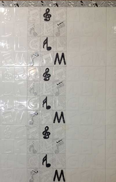 Gạch ốp vệ sinh 45007 (30×45)