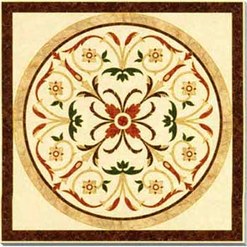 Gạch thảm trang trí J107