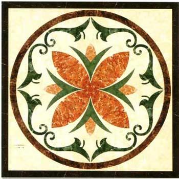 Gạch thảm trang trí J110