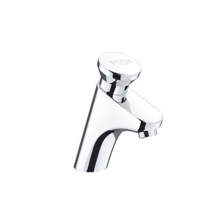 Vòi rửa lavabo bán tự động nước lạnh Inax LFV-P02B