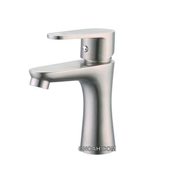 Vòi rửa lavabo nóng lạnh inox 304 Moonoah 520