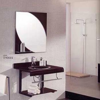 Bộ tủ chậu kính SENLI T900H