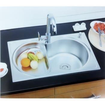 Chậu rửa bát Daelimbath KM-7245 (inox 304)