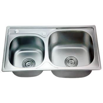 Chậu rửa bát DaeLimbath 7641B (inox 304)