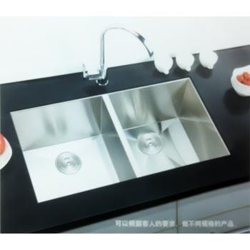 Chậu rửa bát Hàn Quốc DaeLim 8345 (inox 304, đúc nguyên khối)