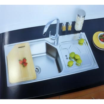 Chậu rửa bát DaeLim 9546B (inox 304)