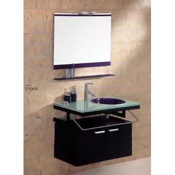 Bộ tủ chậu kính SENLI T900E