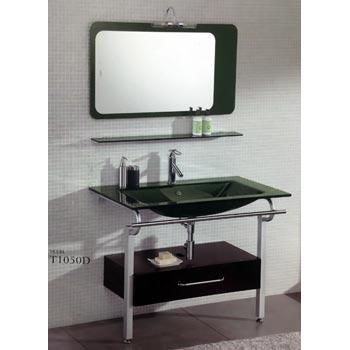 Bộ tủ chậu kính SENLI T1050D