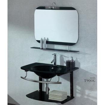 Bộ tủ chậu kính SENLI T900K