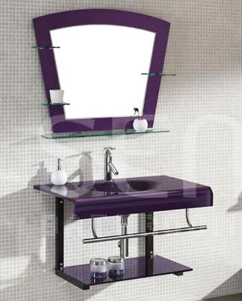 Bộ tủ chậu kính SENLI T900R