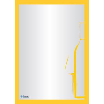 Gương phôi Thái HB6 – 004