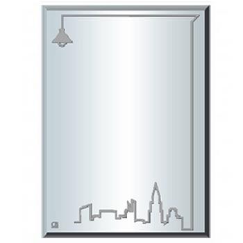 Gương phôi Mỹ QB – Q504(45×60)