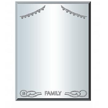 Gương phôi Mỹ QB – Q501(45×60)