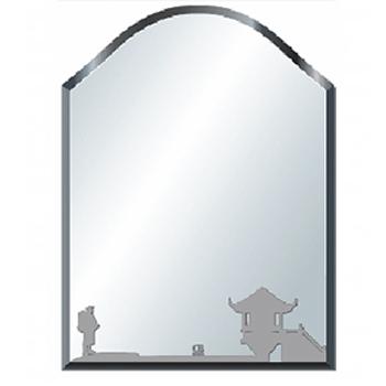 Gương phôi Mỹ QB – Q515(45×60)