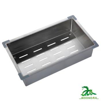 Rổ inox 304 cho chậu rửa bát Moonoah MN-4504
