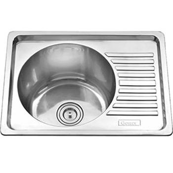 Chậu rửa bát Gorlde GD-0291 (inox 304)