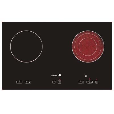 Bếp hỗn hợp điện từ Napoli NA-800K2