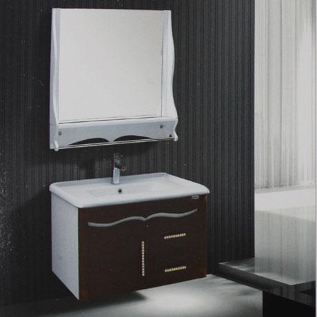 Tủ chậu lavabo nhựa PVC BROSS 2011