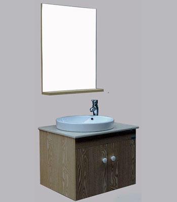 Tủ chậu lavabo nhựa PVC BROSS 2018