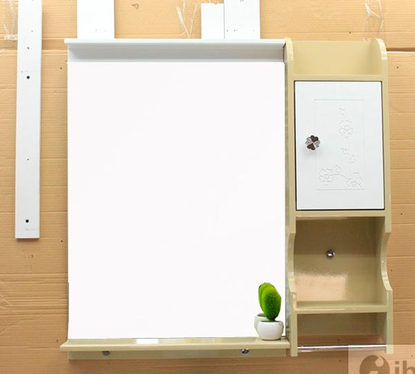 Tủ chậu lavabo nhựa PVC BROSS 2027
