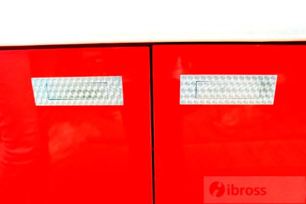 Bộ tủ chậu PVC cao cấp BROSS BRS 2045