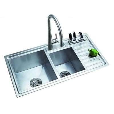 Chậu rửa bát inox 304 cao cấp AMTS BK-8921