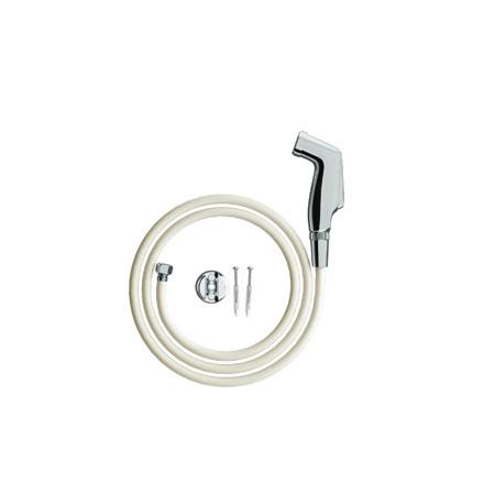 Vòi xịt Toilet lõi van đồng Đầu mạ Cr/Ni Inax CFV-102M