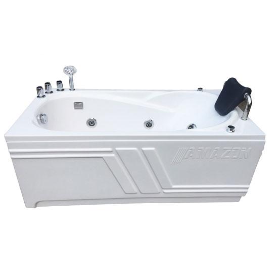 Bồn tắm massage AMAZON TP-8006L (yếm trái)