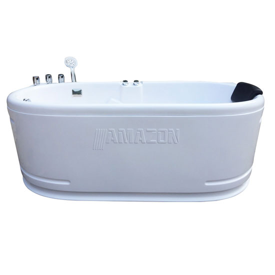 Bồn tắm massage Amazon TP-8008 (3 mặt yếm)