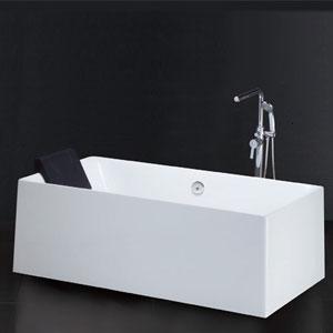 Bồn tắm nằm có chân yếm Caesar AT6250