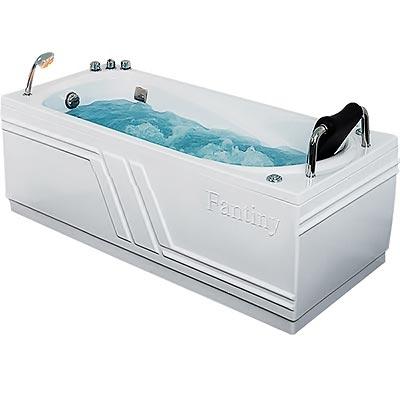 Bồn tắm massage Fantiny MBM-150L (Composite, yếm trái)