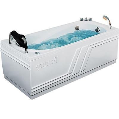 Bồn tắm massage Fantiny MBM-150R (Composite, yếm phải)