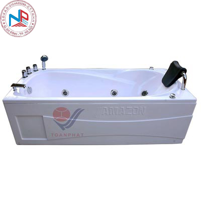 Bồn tắm massage Amazon TP-8003L (yếm trái)