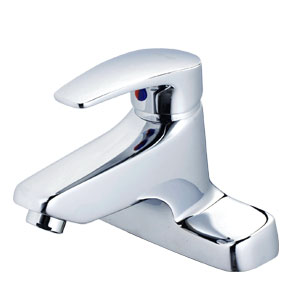 Vòi rửa lavabo nóng lạnh CAESAR B402CP