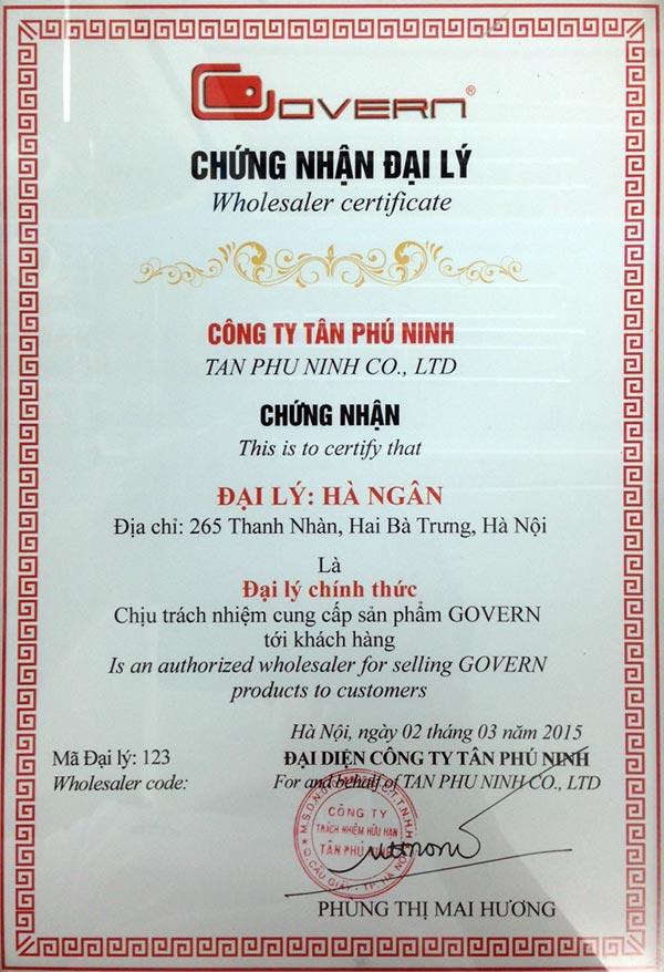 chung-nhan-dai-ly-govern