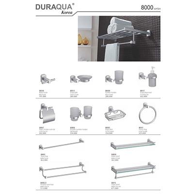 Bộ phụ kiện Duraqua PK8000
