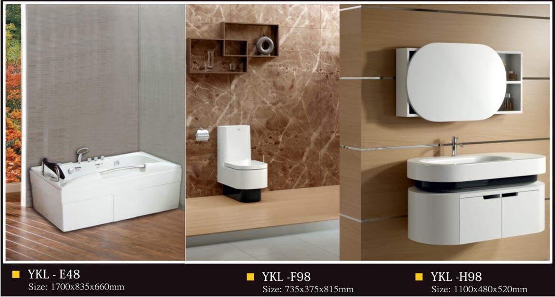 Bộ sản phẩm kết hợp đồng bộ Govern YKL-E48+F98+H98