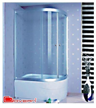 Phòng tắm vách kính GOVERN JS-8126