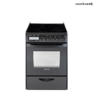 Bếp kèm lò nướng và ngăn giữ ấm Rosieres RVC6498PN1