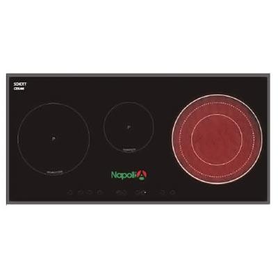 Bếp hỗn hợp điện từ Napoli NA-903K